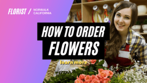 how to order flowers