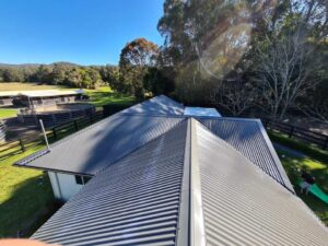 metal roofing central coast
